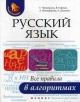 Русский язык. Все правила в алгоритмах